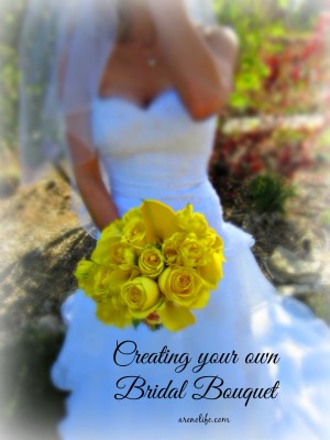 Creating your own Bridal Bouquet v2