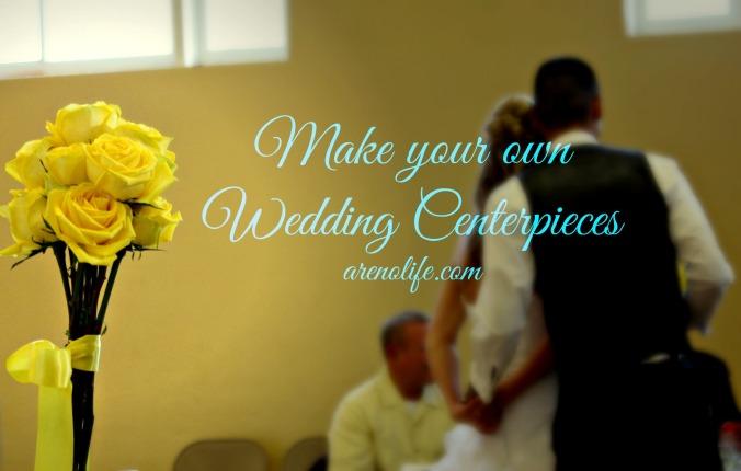 Make your own Wedding Centerpieces v2