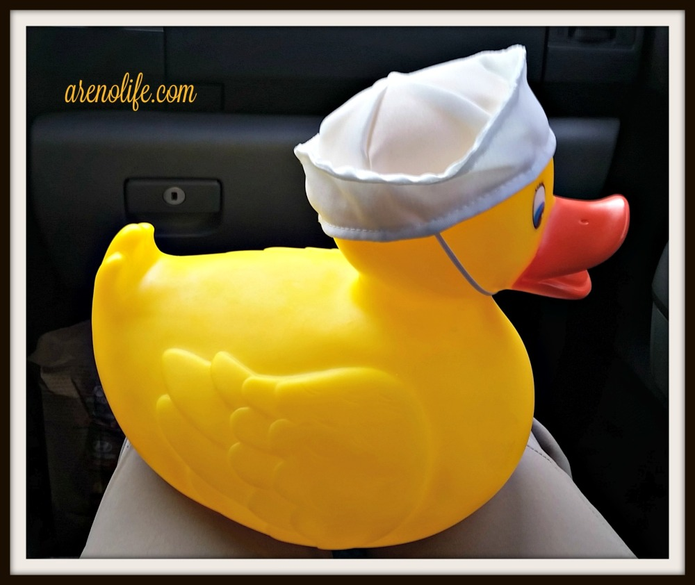 Enormous Rubber Duckie
