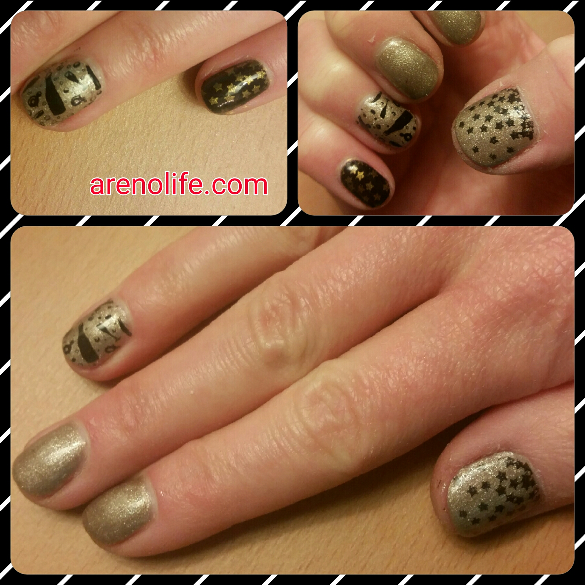 New Year\'s Nails – aRENOlife