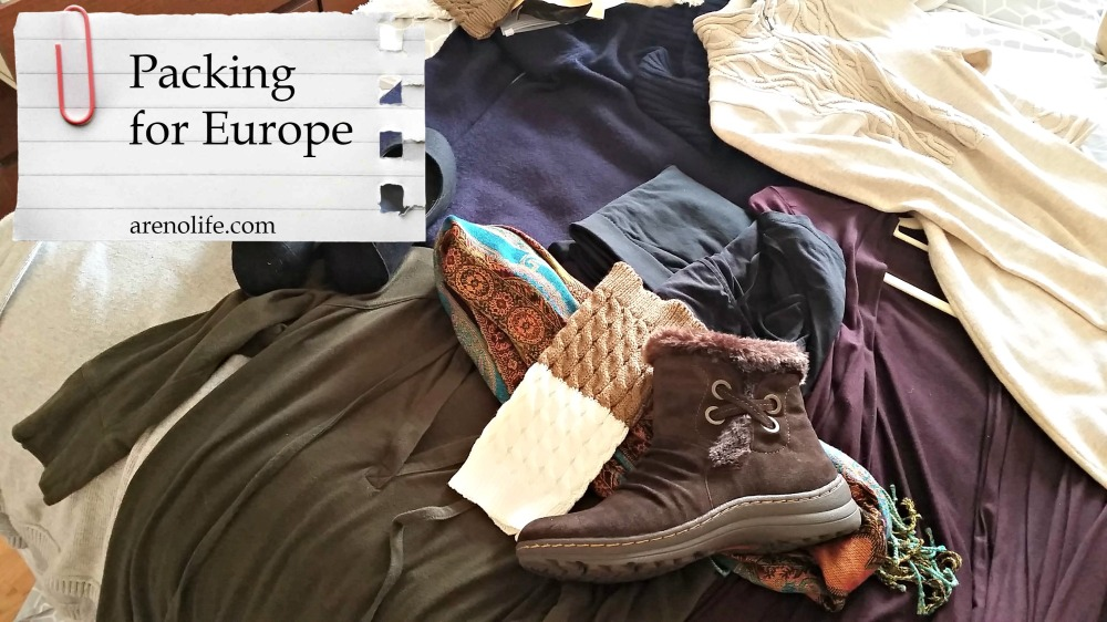 Packing for Europe